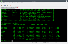 TTerm for Linux Screenshot