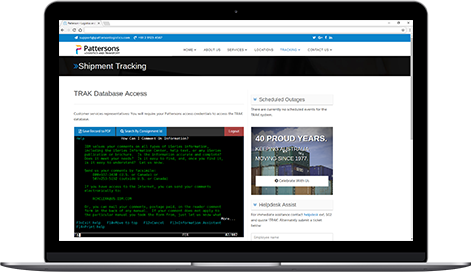 Embed terminal emulation in an existing website.